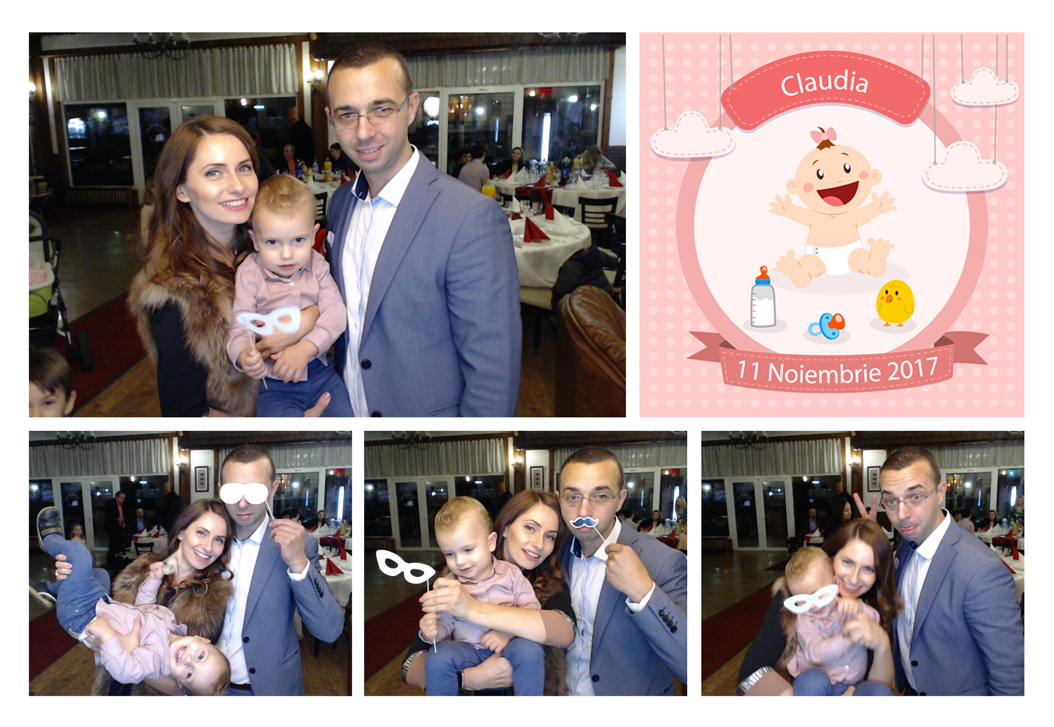 Photobooth Botez Claudia